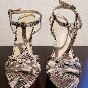 ALDO kess high heel platform